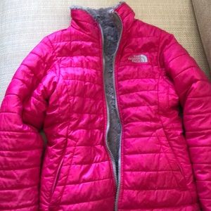 Northface Reversible Girls winter Coat